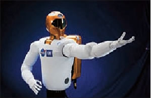 Robonaut2机器人图片