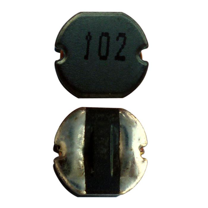 CD75贴片电感实物图片