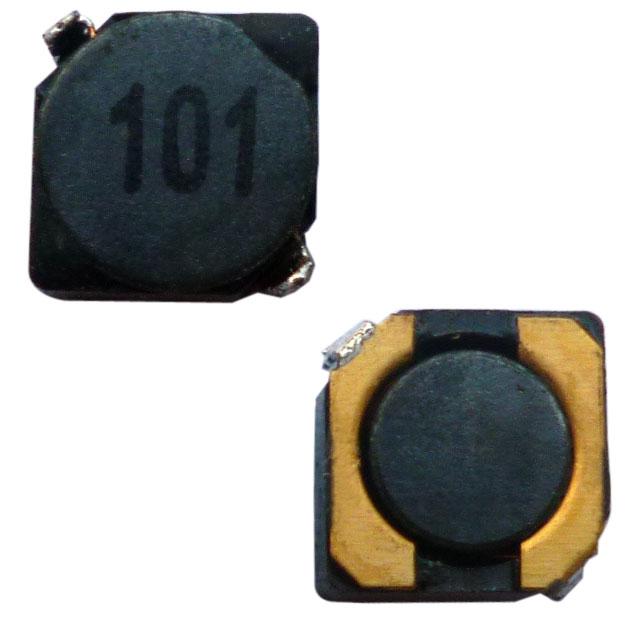 屏蔽电感6D38实物图片